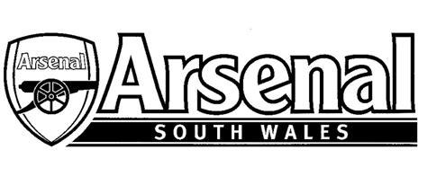 Kleurplaat Arsenal by Coloring Page Soccer Arsenal Badge 21
