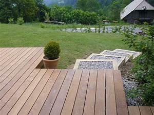 Bois Pour Terrasse Extérieure : impressionnant dalles bois pour terrasse exterieure pas ~ Dailycaller-alerts.com Idées de Décoration