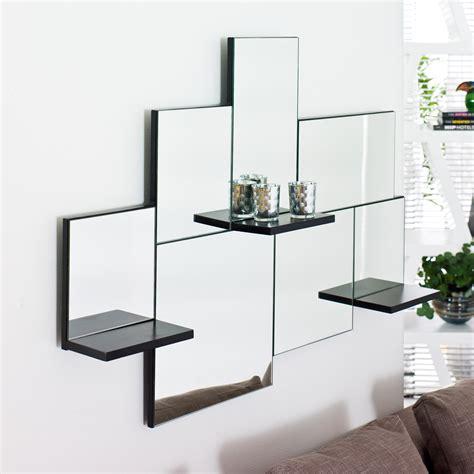 Bedroom Mirrors With Shelf by Shelf Mirror Dwell