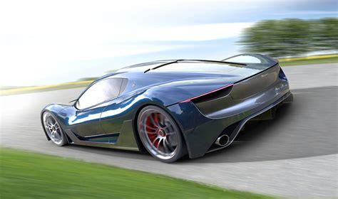 stunning maserati concept  built   laferrari