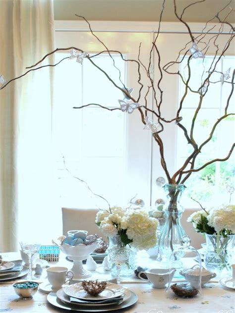 dinner table centerpiece ideas party centerpieces hgtv