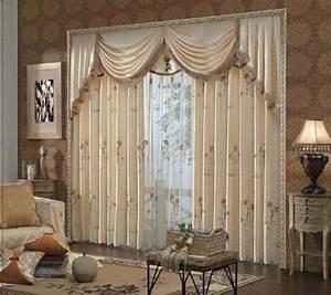Tendance Rideaux Salon : rideaux modernes salon donnez un c t cocon la pi ce ~ Premium-room.com Idées de Décoration
