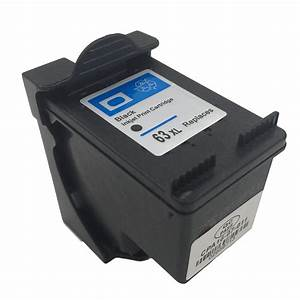 New Ink Cartridge for HP 63 XL for HP 63 Officejet 2620 ...