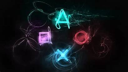 Console Playstation Buttons Wallpapers