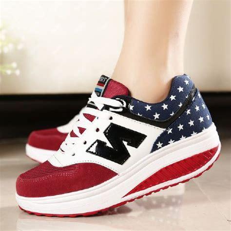 sepatu kets bertali warna putih terbaru dan murah