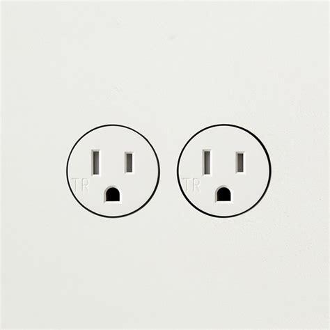 bocci outlets bocci 22 5 2 double power outlet linear style 22 5 2 wall outlets dans les d 233 tails