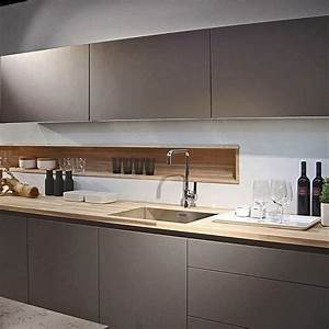 Luxury kitchen designer poggenpohl us debuts new grey for Kitchen cabinet trends 2018 combined with large custom stickers