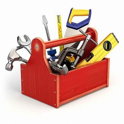 Toolbox Tools Program Class Teaching Using