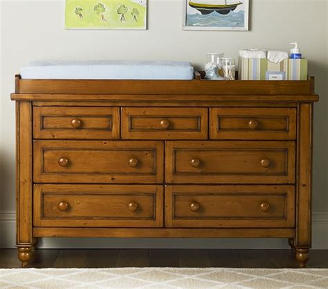 dresser with changing table wide dresser changing table topper