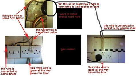 wiring cooker diynot forums