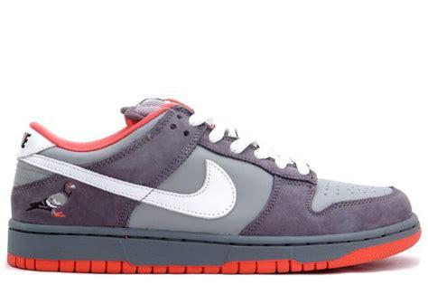 Kixclusive - Nike SB Dunk Low 'Pigeon' Grey / White