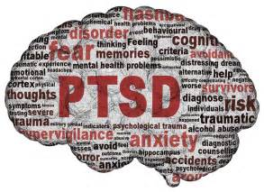 The following symptoms came to light following two separate enquiries ...  Post Traumatic Stress Disorder Antidepressant Medications