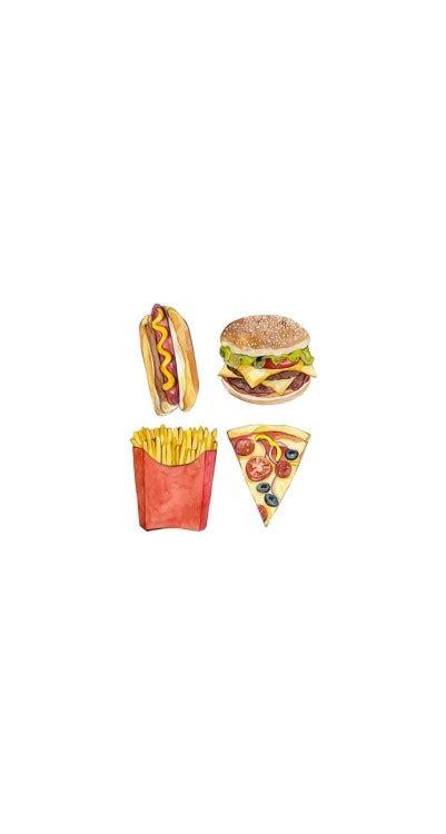 junk food  tumblr