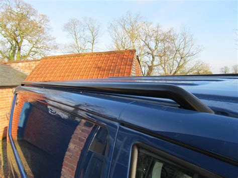 roof rails vw bars t6 t5 lwb genuine transporter oe external description