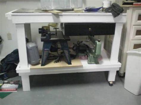 shopgarage storage cabinetchest work bench  ryobi