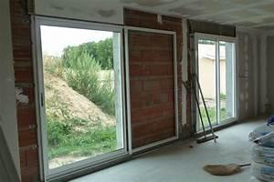 remplacement baie vitree dthomas With porte de garage coulissante jumelé avec ouvrir une porte