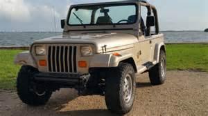 jeep wrangler beach edition jeep wrangler yj sahara edition for sale photos