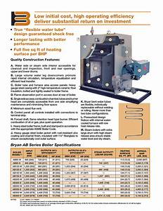Bryan Ab Series Boiler Specifi Cations  Quality