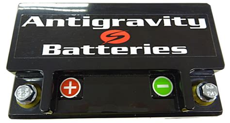 Antigravity Battery Ytx12-16 Lithium Ion Motorcycle Battery