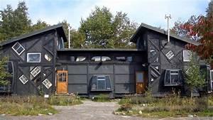 20 casas construidas con materiales inusuales