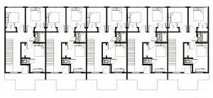 Small Bedroom Floor Plans by Philippine Autocad Operator The Go 5 Door Apartment