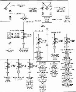 I Need A Fuse Box Wiring Diagram And Underhood Wiring