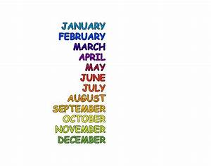 Old Swedish Month Names