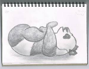 Drawing- panda bear by Spectromdesigns on DeviantArt