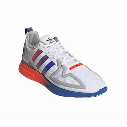 Zx Flux 2k Primary Adidas Colors