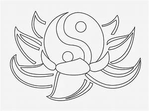 33+ Lotus Tattoo Stencils & Designs