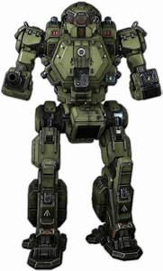 Enforcer - MechWarrior Online Wiki