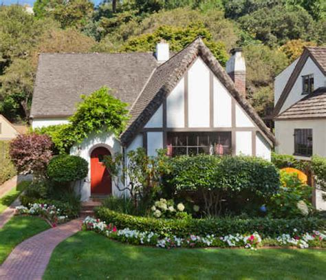 sweet south cottage a sweet storybook tudor cottage in oakland hooked on houses