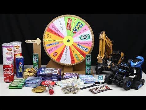 prize wheel cardboard diy prize wheel doovi