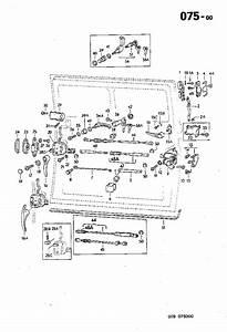 Bus Parts Diagrams