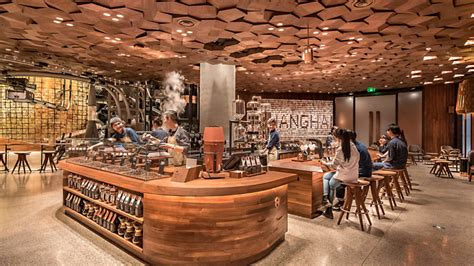 Starbucks Shanghai   World?s Biggest Starbucks   Best Coffee For You