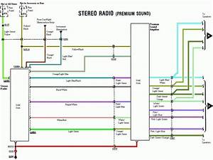 Toyota Radio Wiring Harness Diagram