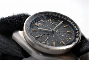 One-of-a-Kind Watch Worn by NASA Astronaut on the Moon ...
