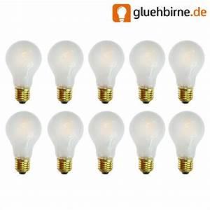 Umrechnung Led Glühbirne : 10 x led filament 4w 40w e27 matt gl hlampe gl hbirne gl ~ A.2002-acura-tl-radio.info Haus und Dekorationen