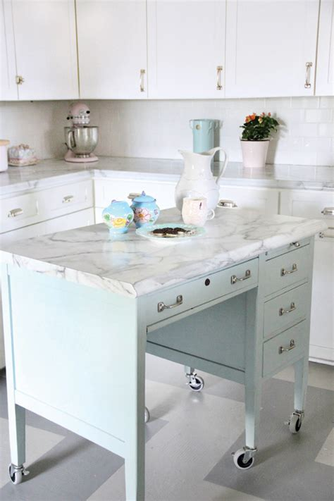 Turn A Desk Into A Kitchen Island  Oldhouse Online  Old. Kitchen Tea Lists Of Gifts. Vintage Youngstown Kitchen Sink. Redo My Kitchen Cheap. Kitchen Tile Stickers 6 X 6. Kitchen Wall Tile Installation Video. Kitchen Nook Images. Kitchen Set Di Depok. Kitchen Cabinets Styles