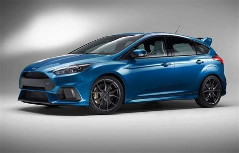 Ford Focus Rs Us Release by 2016 Ford Focus Rs Usa Price Specs Transmission 0 60 Mpg