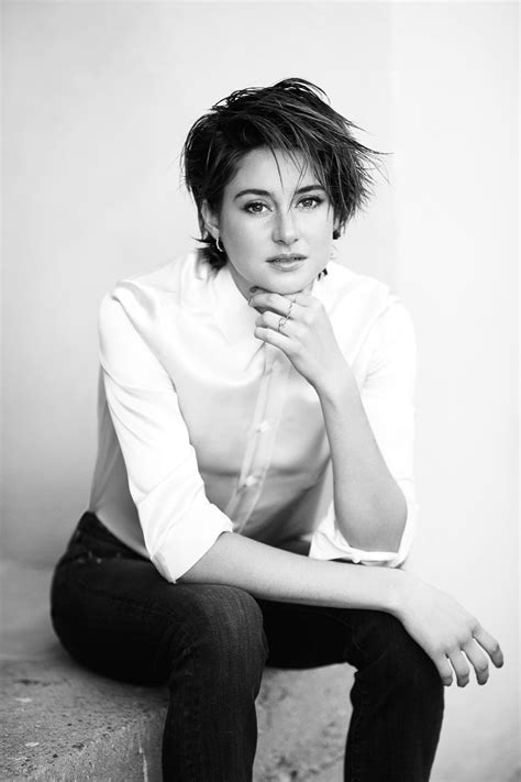 Shailene Woodley Poses for NYLON & Talks Feminist Quote