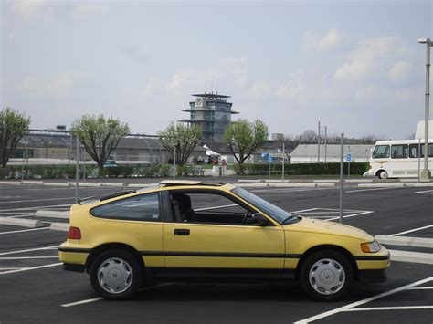 1989 Honda Civic Crx Overview Cargurus