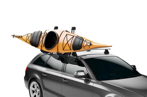 thule kayak rack for 2 kayaks thule hullavator pro 898 thule kayak carriers