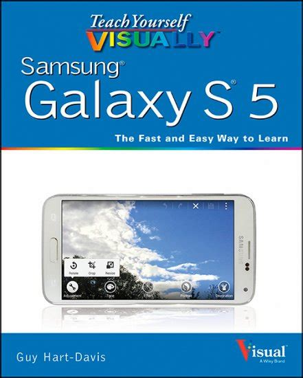 Download Teach Yourself Visually Samsung Galaxy S5 2014