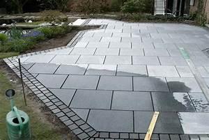 Glasschiebetüren Für Terrasse : terrassengestaltung holz granitpflaster galabau m hler ~ Sanjose-hotels-ca.com Haus und Dekorationen