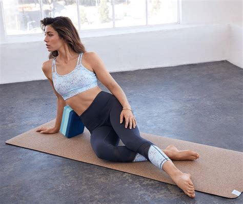 Jessica Biel's favorite workout is yoga | Well+Good