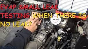 P0456 Small Evap Leak