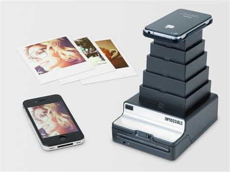 polaroid printer for iphone iphone polaroid innovation is the ultimate photo accessory