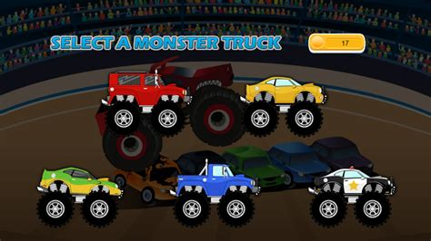monster truck video games for kids monster truck game for kids download apk for android