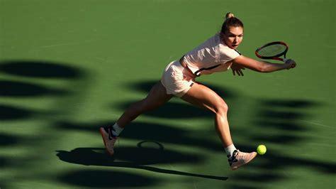 Simona Halep storms into Miami Open SEMIS - Tennis News